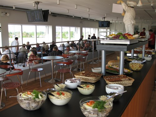 Albani Upstairs Buffet 1405 3
